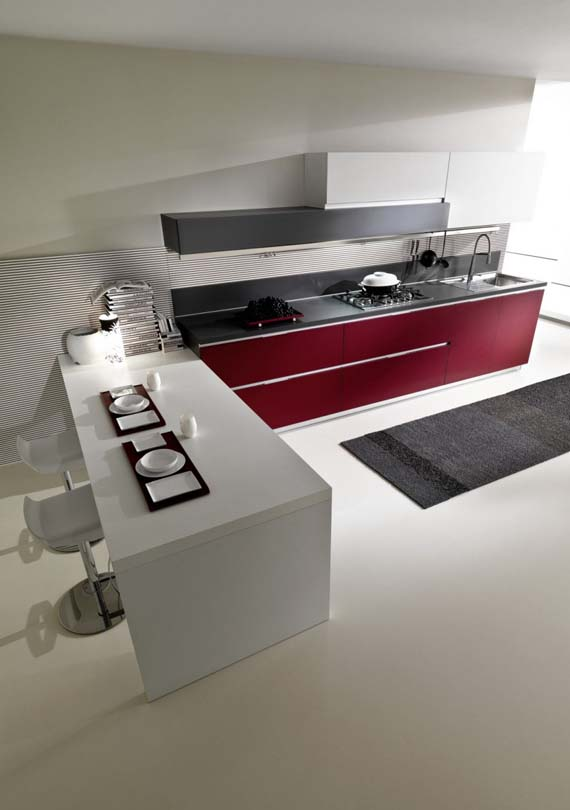 Modern Design Ideas Simplicity Kitchen